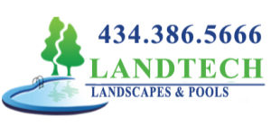 Swimming pools, landscapes, patios, walls, and more by Land Tech in Lynchburg VA